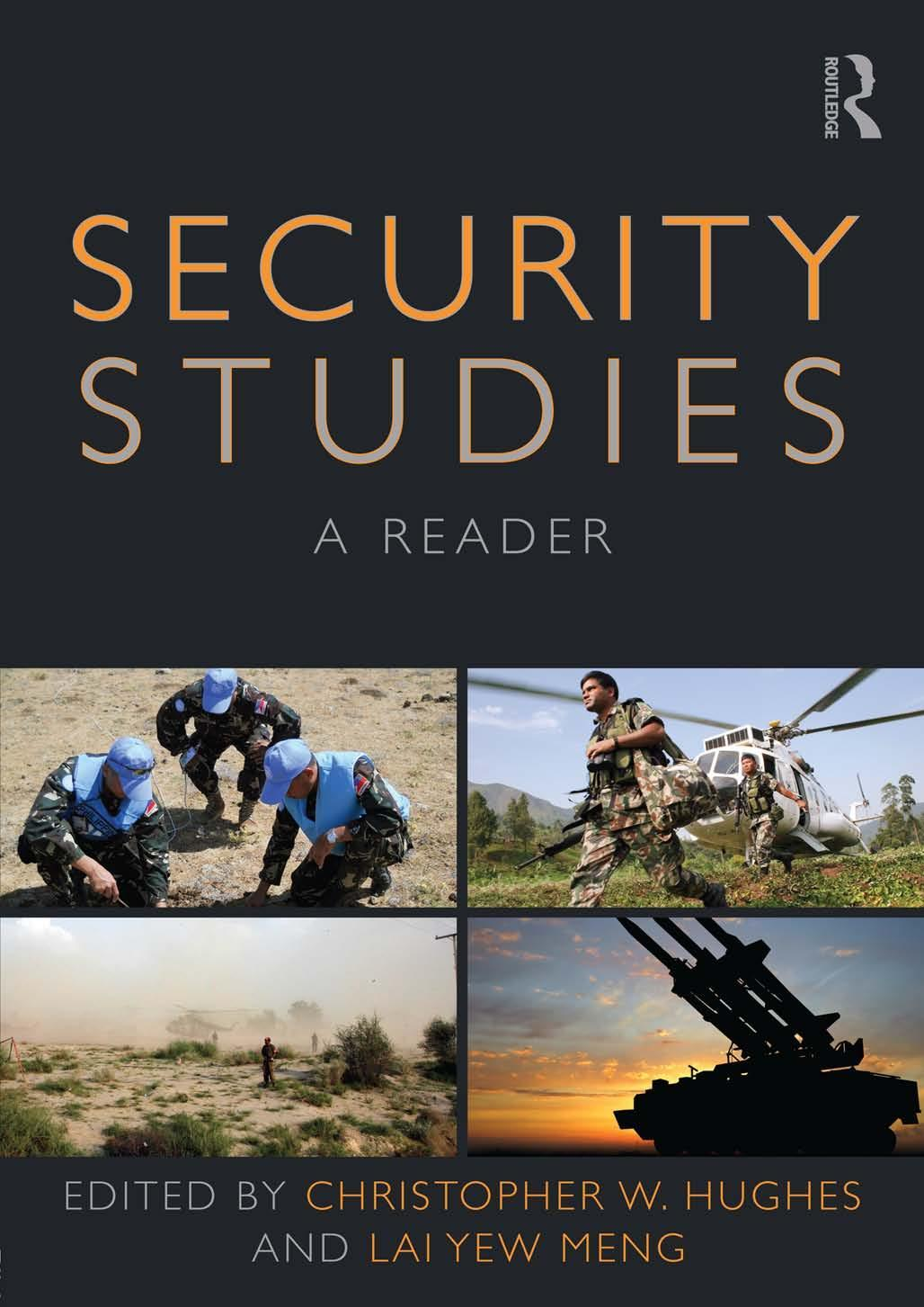 Security Studies  A Reader