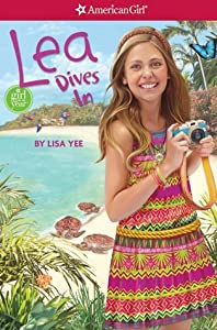 Lea Dives In (American Girl of the Year) (Lea #1)