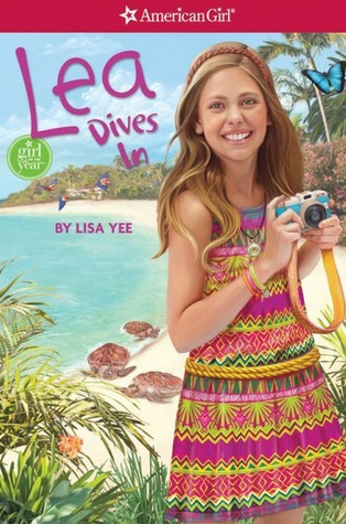 Lea Dives In (American Girl of the Year)