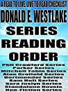 Donald E. Westlake: Series Reading Order: A Read to Live, Live to Read Checklist [Phil Crawford Series, Parker Series, Mitchell Tobin Series, Alan Grofield Series, Dortmunder Series, Sam Holt Series]