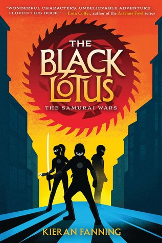 The Black Lotus (Shadow of the Ninja #1)