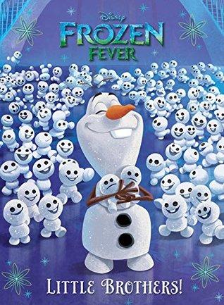 Frozen Fever: Little Brothers (Disney Storybook (eBook))