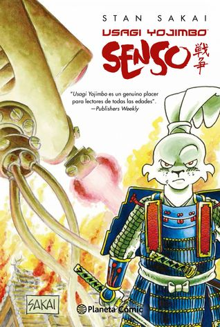 Usagi Yojimbo: Senso