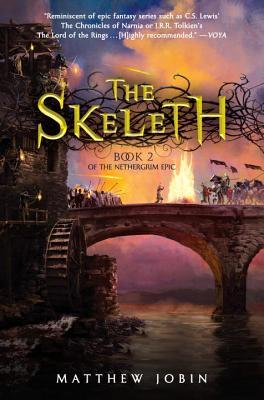 The Skeleth (The Nethergrim, #2)