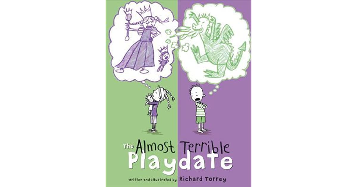 The almost terrible playdate by richard torrey fandeluxe Epub