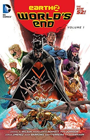 Earth 2: World's End, Vol. 1