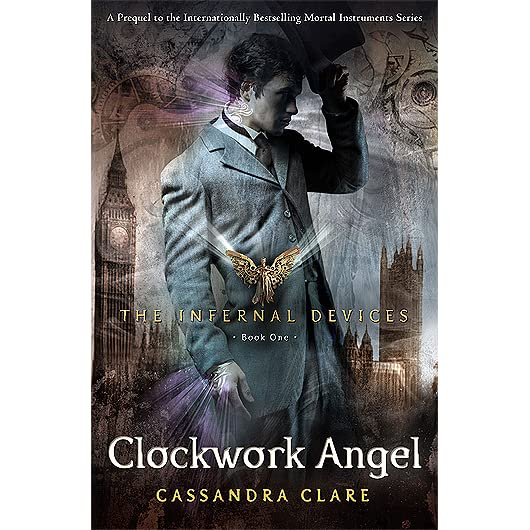 The Clockwork Angel Pdf
