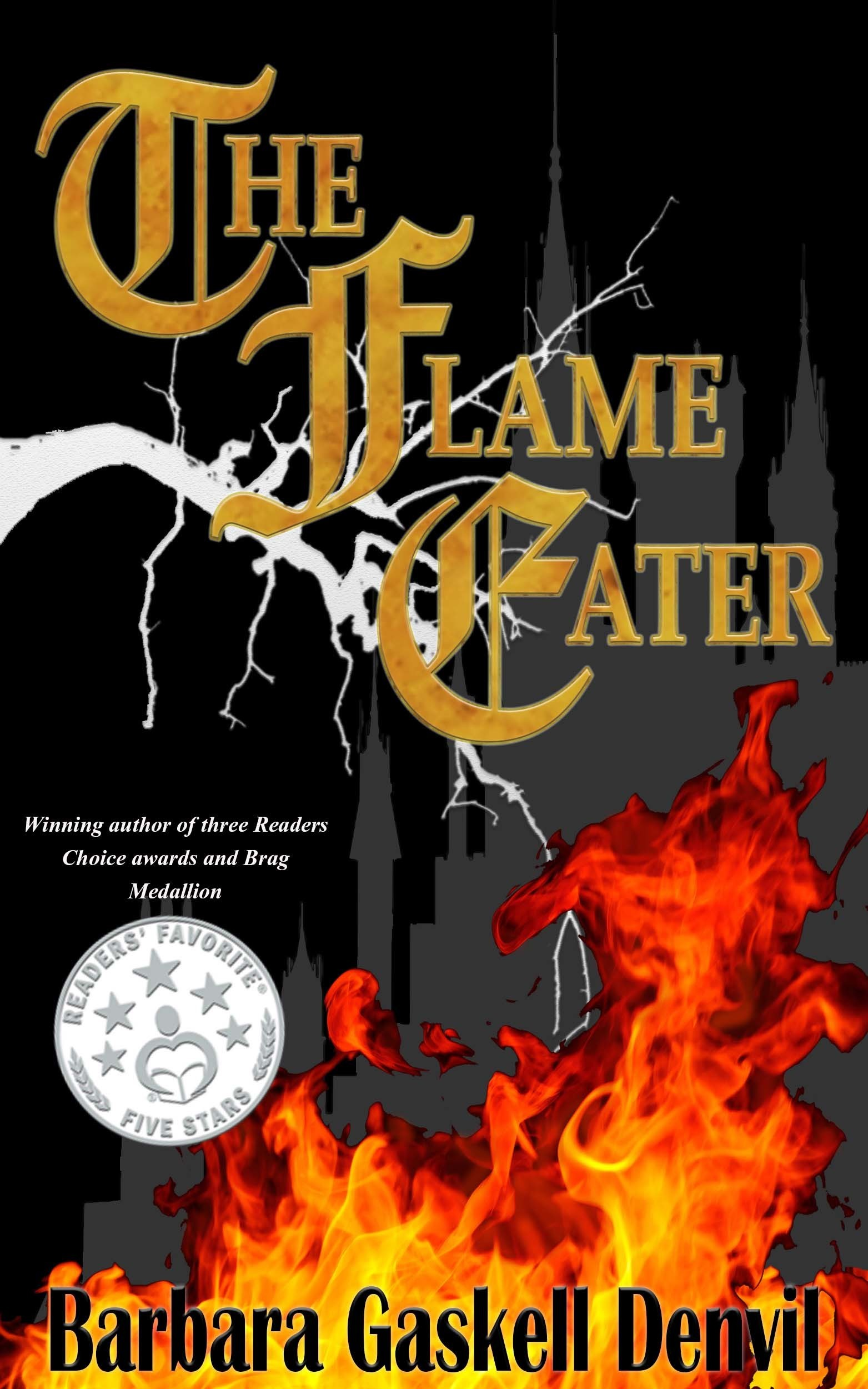 The Flame Eater Barbara Gaskell Denvil