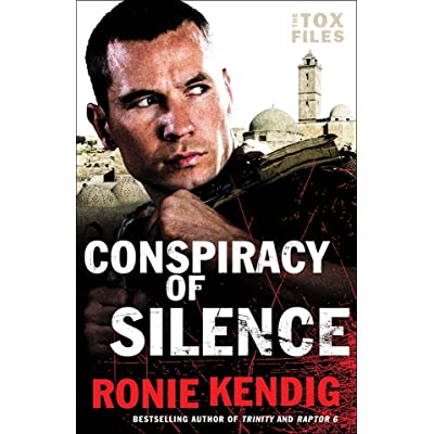 Read Conspiracy Of Silence Tox Files 1 By Ronie Kendig