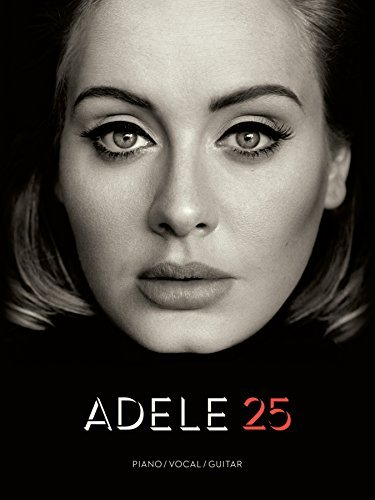 Adele - 25, Piano-Vocal-Guitar