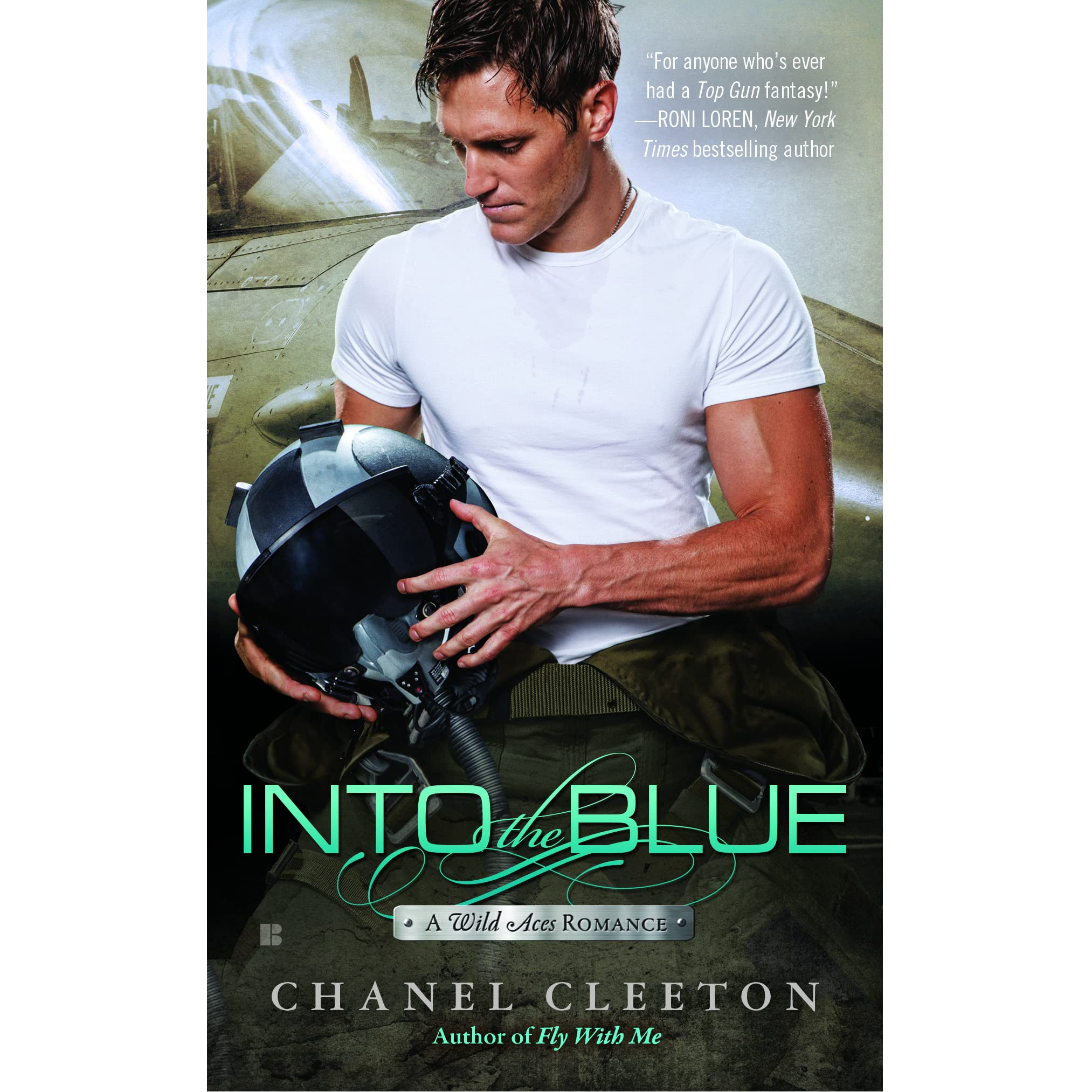Warriors Into The Wild Christian Review: Into The Blue (Wild Aces, #2) By Chanel Cleeton