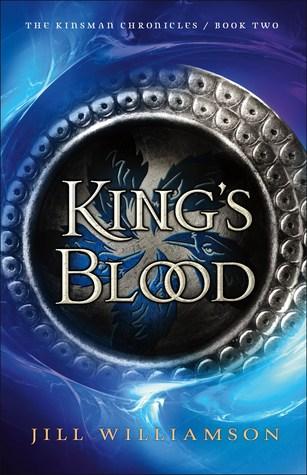 King's Blood (The Kinsman Chronicles, #2)