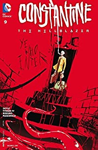 Constantine: The Hellblazer #9