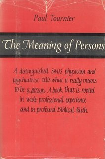 The Meaning of Persons