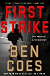 First Strike (Dewey Andreas, #6)