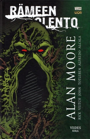 Rämeen olento - Viides kirja by Alan Moore