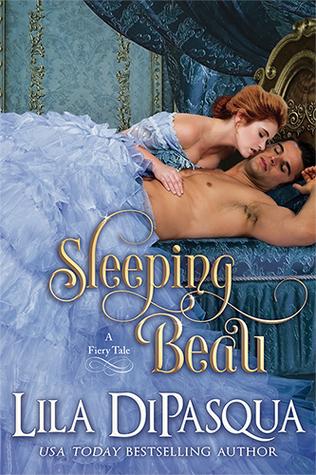 Sleeping Beau (Fiery Tales, #4)