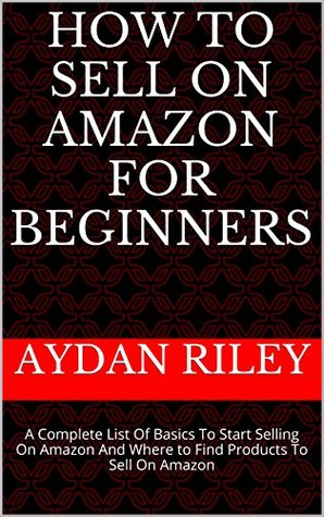 how to sell on amazon for beginners