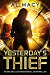 Yesterday's Thief (Eric Beckman, #1)