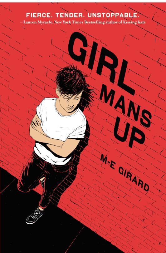 M-E Girard - Girl Mans Up