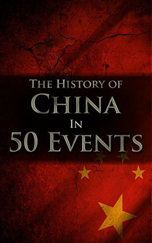 The History of China in 50 Events (History by Country Timeline #2)