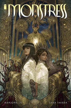 Monstress #5 by Marjorie M. Liu