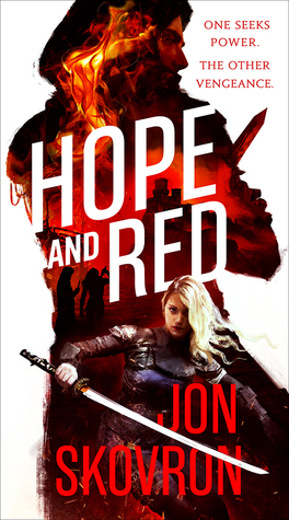 Hope and Red (Empire of Storms, #1)