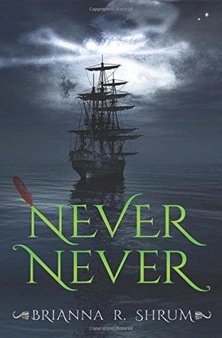 Never Never by Brianna R. Shrum