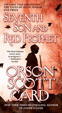 Seventh Son and Red Prophet by Orson Scott Card