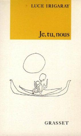 Je, tu, nous (essai français)