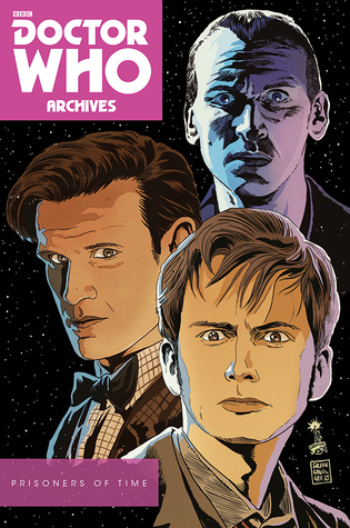 Doctor Who Archives by Scott Tipton