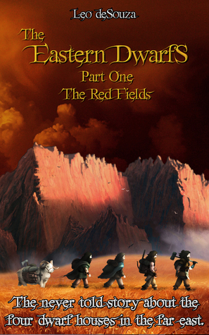The Red Fields (The Eastern Dwarfs #1)