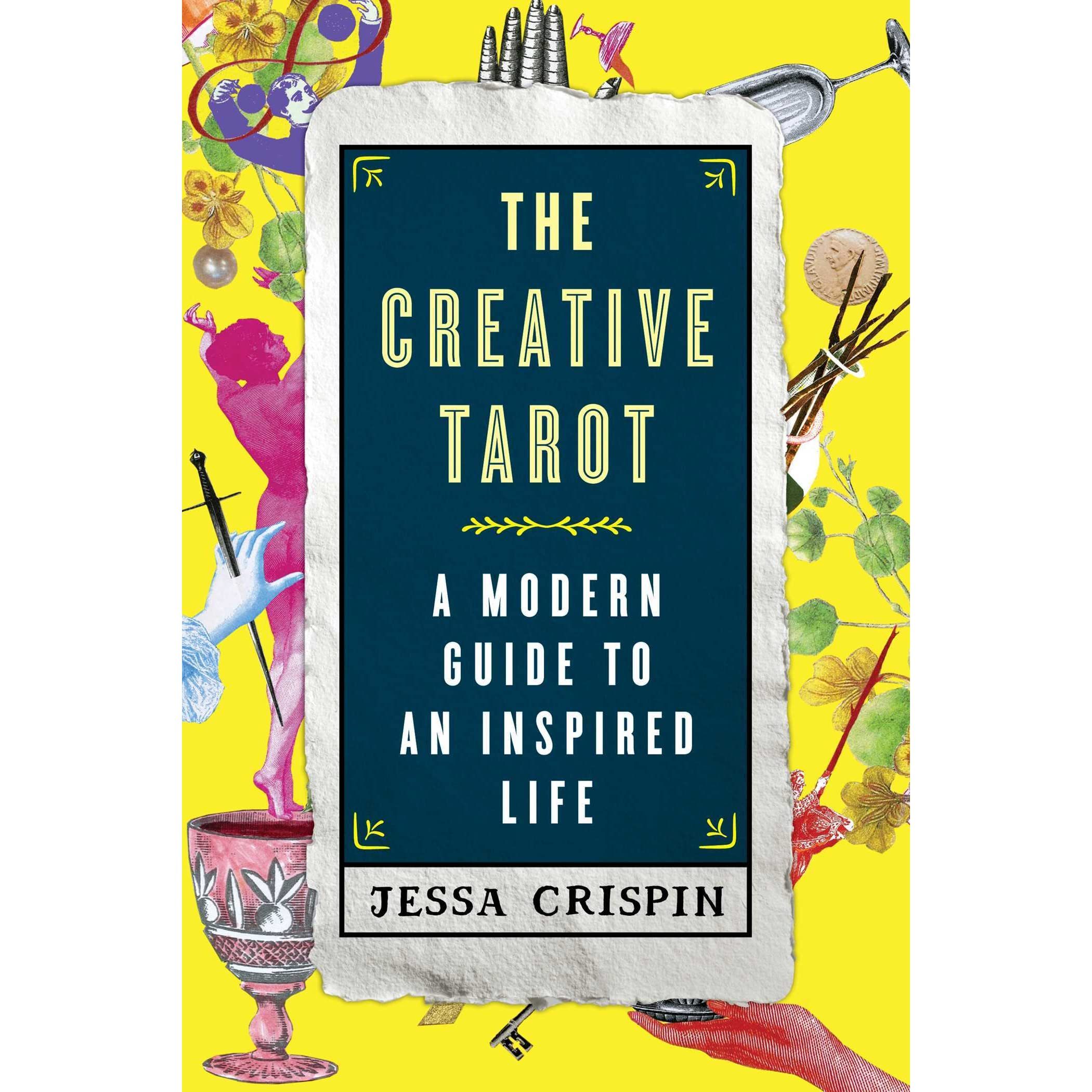 The Creative Tarot: A Modern Guide To An Inspired Life By Jessa Crispin €�  Reviews, Discussion, Bookclubs, Lists