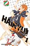 Haikyu!!, Vol. 1 by Haruichi Furudate