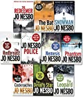 Jo Nesbo Harry Hole Thriller Collection 10 Books Set- (Police, The Bat, The Leopard, Phantom, The Devil's star, Cockroaches, The Snowman, The Redeemer, Nemesis, The Redbreast