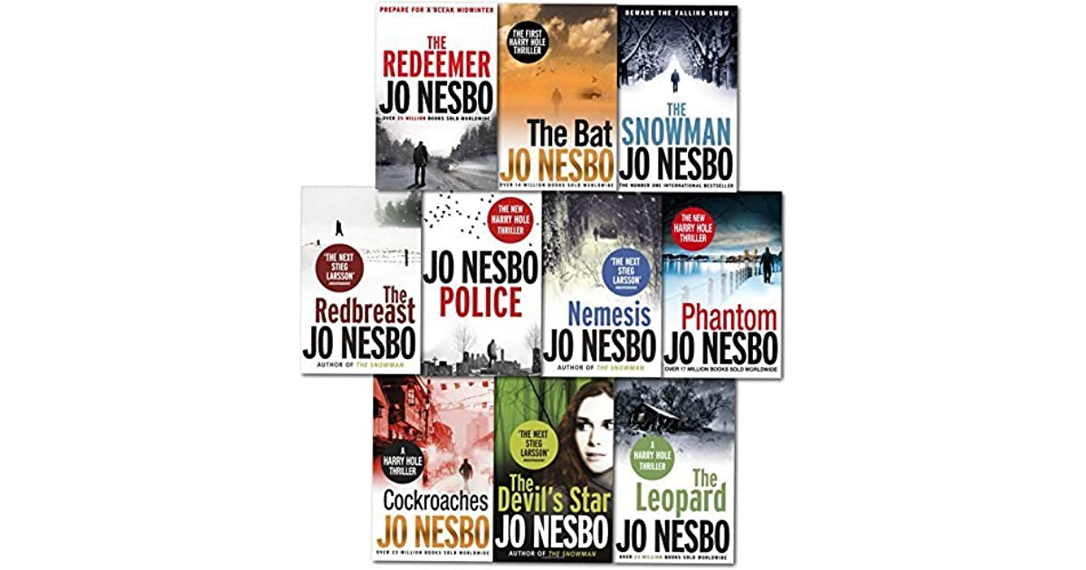 Headhunters (Jo Nesbo) » p.1 » Global Archive Voiced Books Online Free
