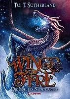 Die Insel der Nachtflügler (Wings of Fire, #4)