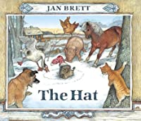 The Hat: Oversized Board Book