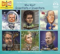 Who Was: Scientists and Inventors: Ben Franklin; Neil Armstrong; Steve Jobs; Jane Goodall; Marie Curie; Galileo