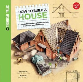 How to Build a House by Saskia Lacey