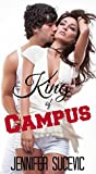 King of Campus (Barnett Bulldogs #1)