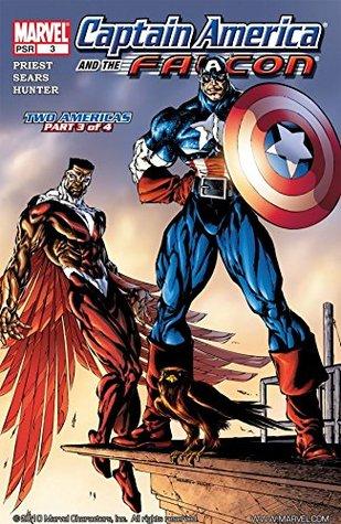 Captain America and the Falcon #3