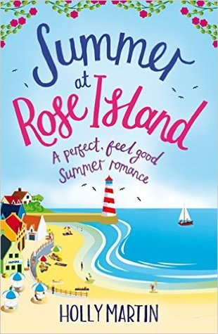 Summer at Rose Island (White Cliff Bay, #3)