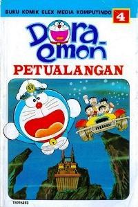 Doraemon Petualangan Vol. 4