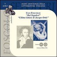 Dei sepolcri - Ultime lettere di Jacopo Ortis by Ugo Foscolo