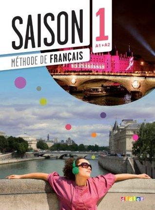 Saison 1 A1+ : Méthode de français (1DVD + 1 CD audio)
