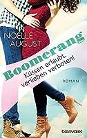 Boomerang - Küssen erlaubt, verlieben verboten! (Boomerang, #3)