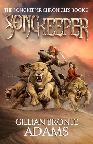 Songkeeper (The Songkeeper Chronicles, #2)