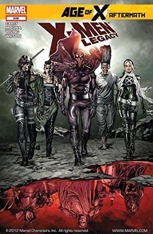 X-Men: Legacy #248