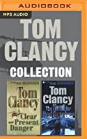 Tom Clancy - Collection: The Hunt for Red October  Clear and Present Danger